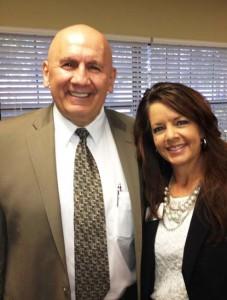 Debra Jones, Vice-President, Branch Manager, Regions Bank,