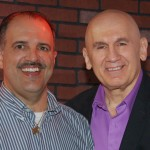 Client, Dr George Kostakis DDS.with Joe