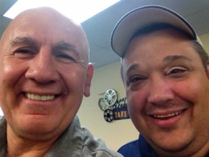 Joe With Sumo Software Founder Mark Lauter