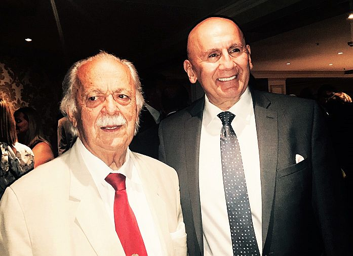 Meeting in JoBurg with Nelson Mandela's Best Friend and Attorney George Bizos
