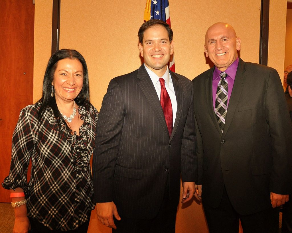 Meeting with US Senator Marco Rubio