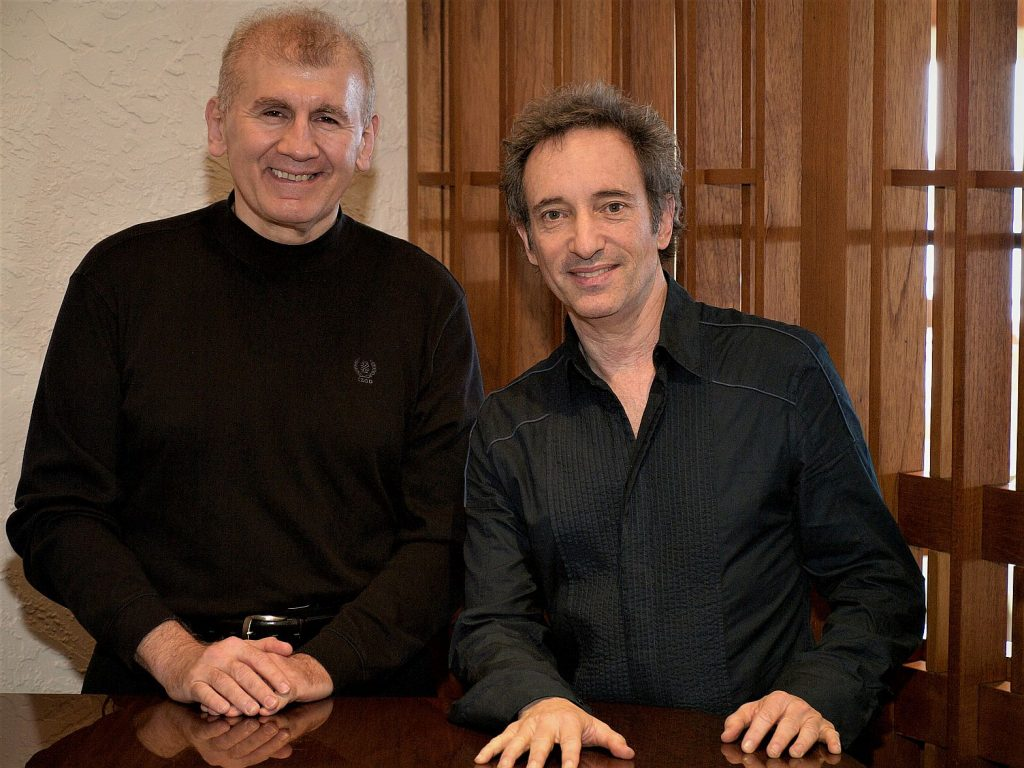 Working with 22 Platinum Award Winning Singer Songwriter David Pomeranz
