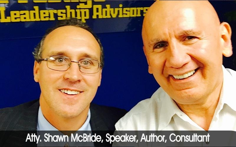 Atty. Shawn McBride, Speaker, Author, Consultant 2