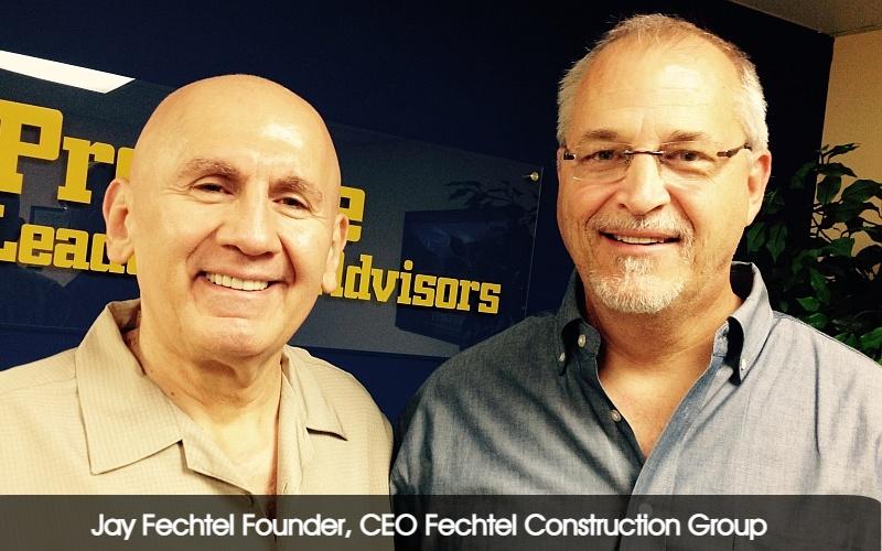 Jay Fechtel Founder, CEO Fechtel Construction Group fin