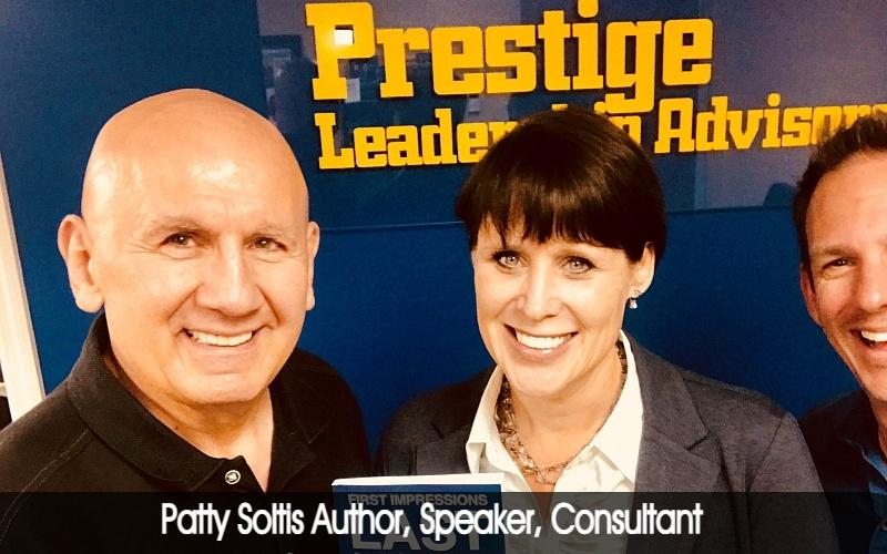 Patty Soltis Author, Speaker, Consultant 2